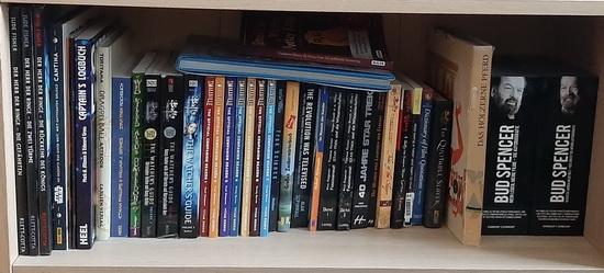 Non-Fiction-Bücher über TV und Filme