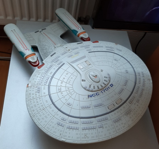 USS Enterprise NCC-1701-D from Star Trek