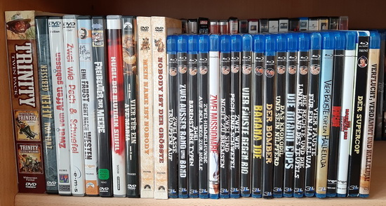 Bud Spencer & Terence Hill Movies